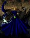 Une représentation de la magie noire.