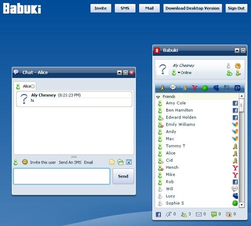 ����� Facebook Messenger | ������ ����� ���