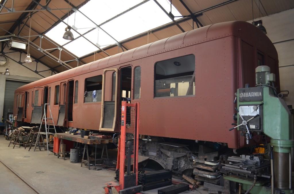 Porte Ouverte 8 Septembre 2013 Au Train 1900