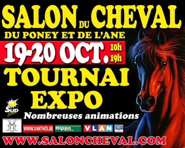 Salon du cheval tournai 2013 for Salon du cul