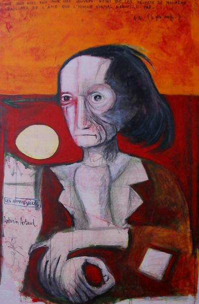 Artaud,bmc,art maniac,