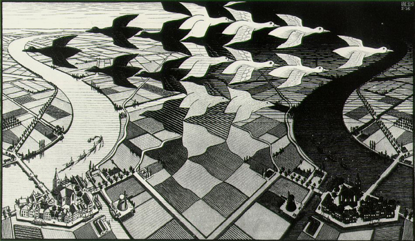escher,maurits cornelis escher,art-maniac le blog de bmc, http://art-maniac.over-blog.com/ le peintre bmc,