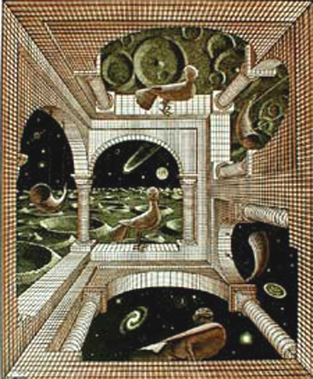 escher,maurits cornelis escherart-maniac le blog de bmc, http://art-maniac.over-blog.com/ le peintre bmc,