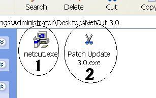 ����� ����� ������ NetCut ���� ss10.jpg