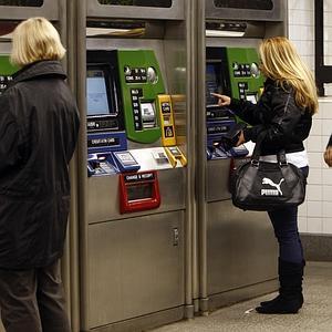 Borne Metrocard
