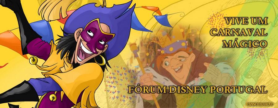 Magia Disney em portugu�s