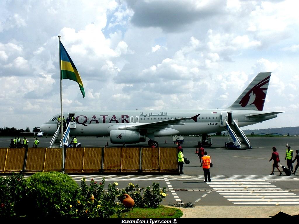 qatar airways rwanda aviation and tourism news. Black Bedroom Furniture Sets. Home Design Ideas
