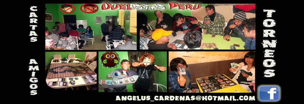 DUELISTAS PERU