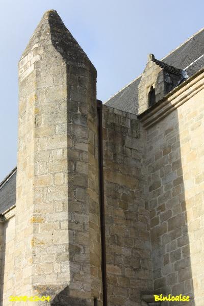 Chapelle Saint Esprit. dans Bretagne chapel15