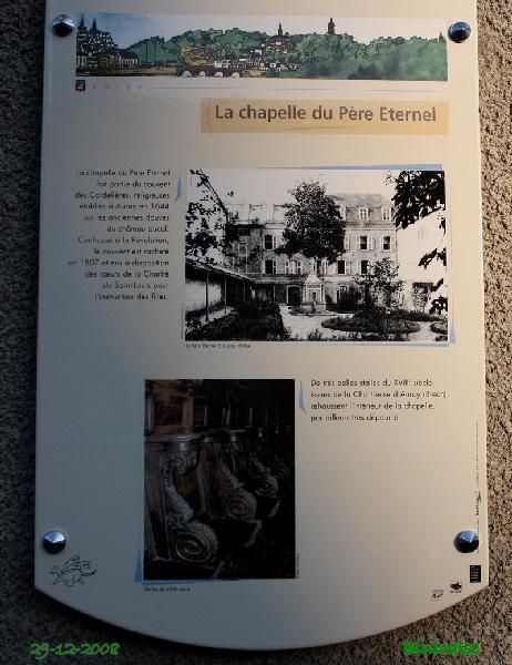 Chapelle du Père Eternel. dans Bretagne chapel24