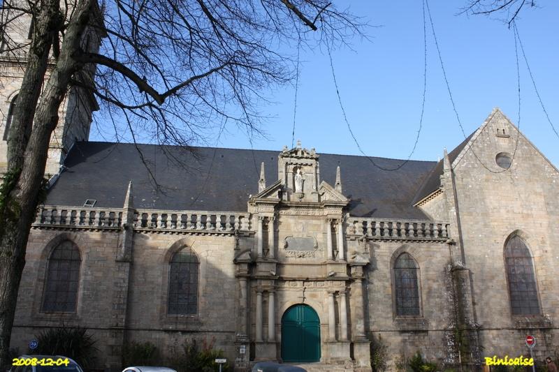 Eglise Saint Gildas. 1 dans Bretagne eglise10