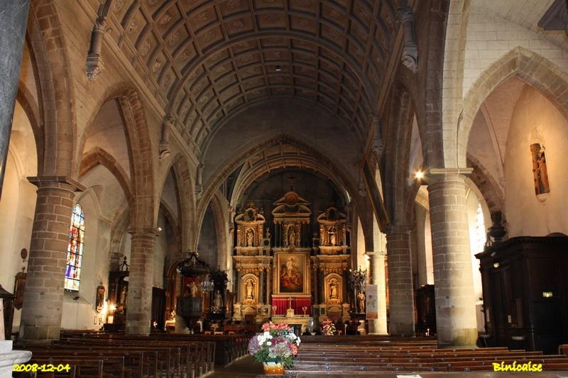 Eglise Saint Gildas 2. dans Bretagne eglise14