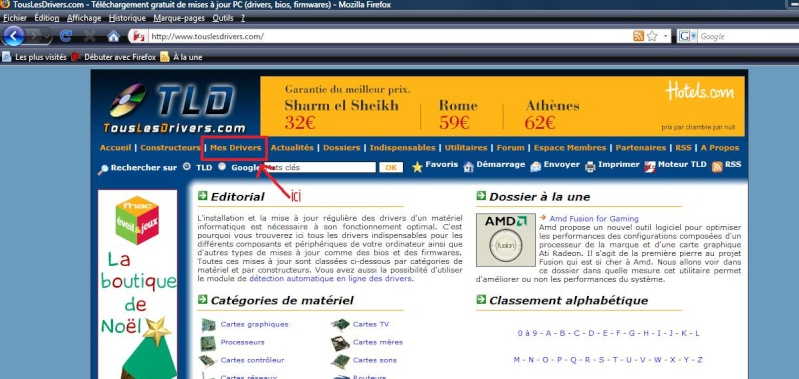 tutoriel  p u00e9riph u00e9rique non reconnu sous windows xp et vista