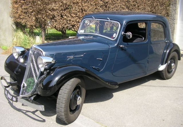 forum gmt la traction avant citro n citroen traction 7c de 1936 a vendre. Black Bedroom Furniture Sets. Home Design Ideas