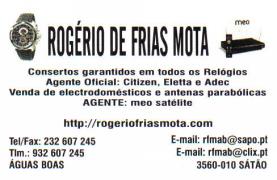 ROGÉRIO DE FRIAS MOTA  Relojoeiro