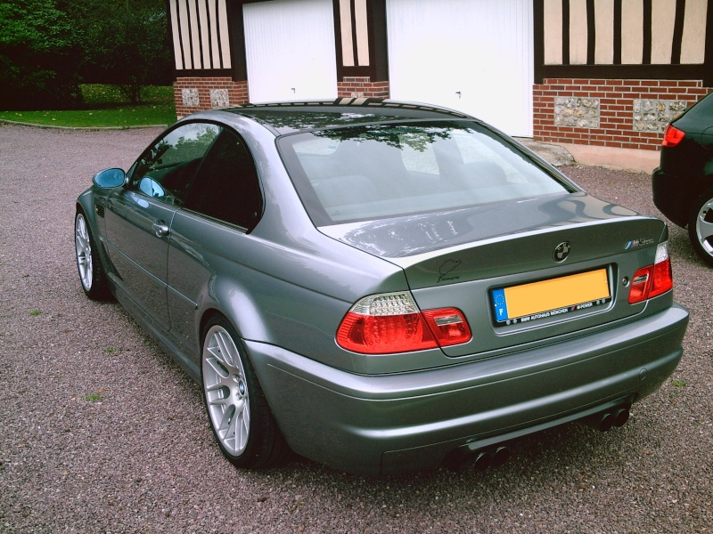 M3 e46csl page 6 for Garage david auto angers