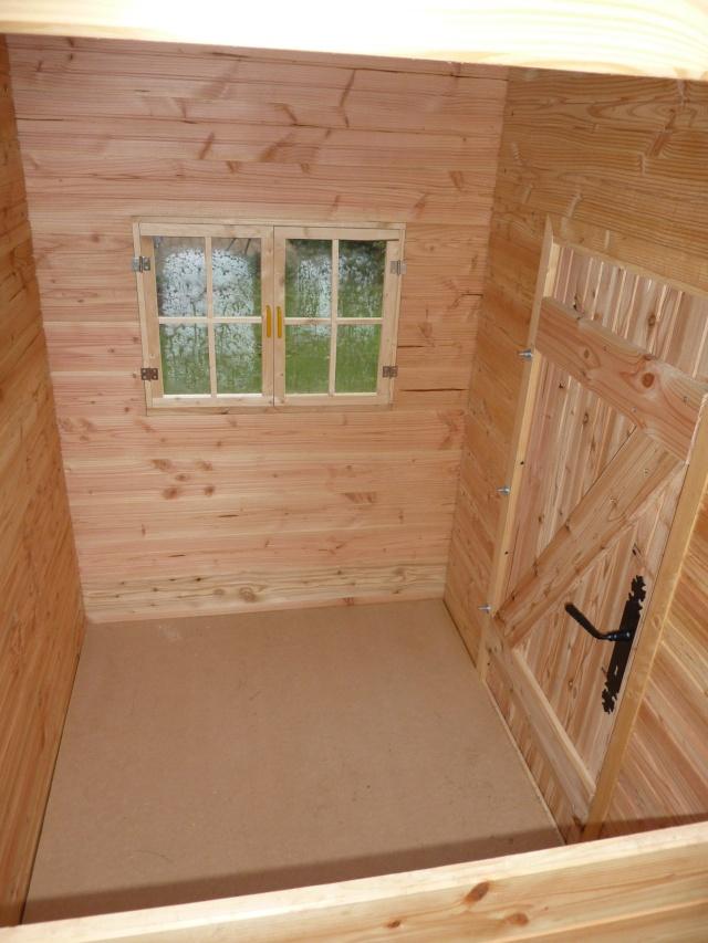 Le Forum de la cabane et des habitats alternatifs  ~ Fabriquer Une Fenetre En Bois