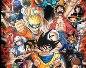 Le monde de l'animation, du manga, de la BD et des comics