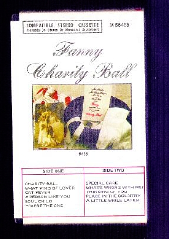 Charity Ball Cassette Sleeve