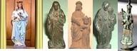 Statuettes / Appliques-Statuettes / Pendentifs-statuettes