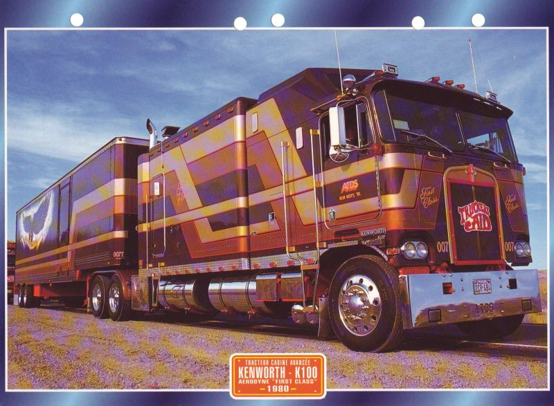 Globe liner 10x6 globe liner 10x6 page 4 camions rc fr for Camion americain interieur