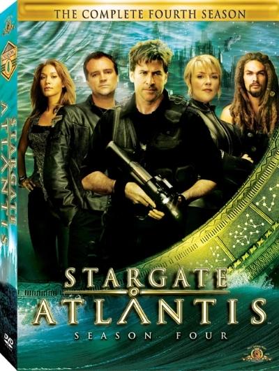 Stargate Atlantis Saison 4 Complete francais preview 0