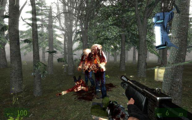 Opposing Force 2 es un Half-Life 2 ambiciosa modificación que se centra en