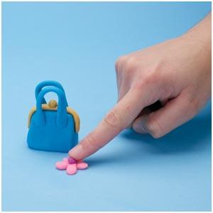 افكار لطفلك من عجينة الصلصال