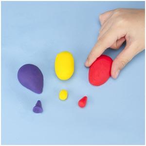 6510 أفكار رائعه للأطفال لأعمال يدويه بالصلصال