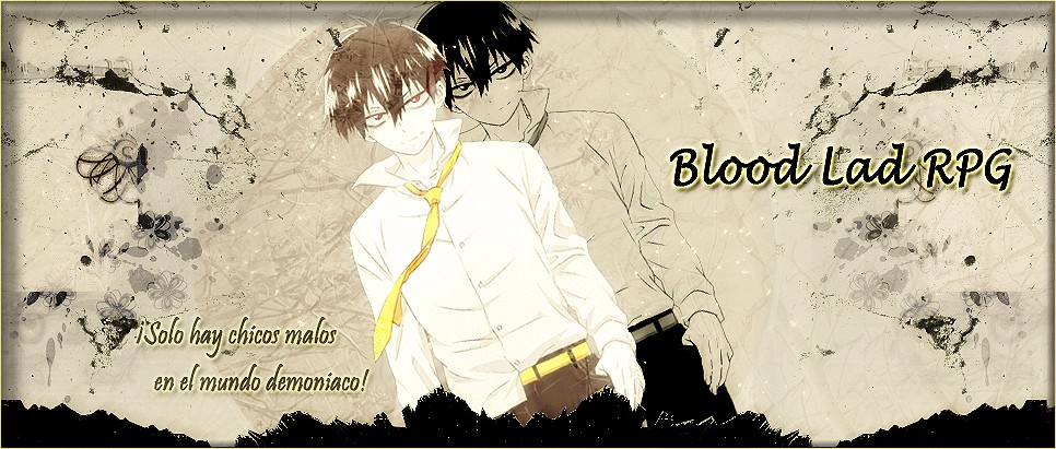 Blood Lad RPG