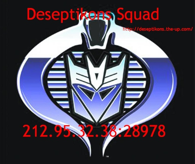 Deseptikons Squad