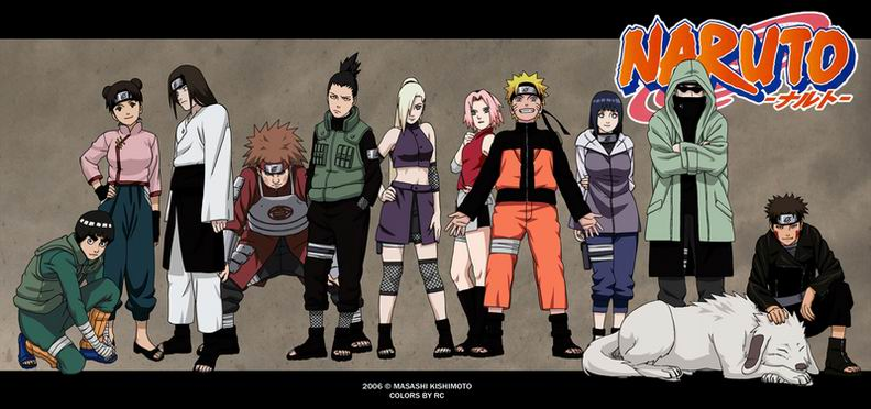 Naruto | Hajime | RPG