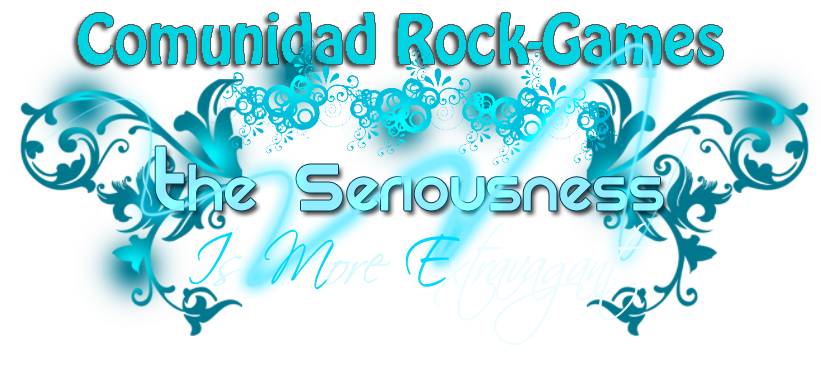 Rock-Games..Comunidad Gamer..