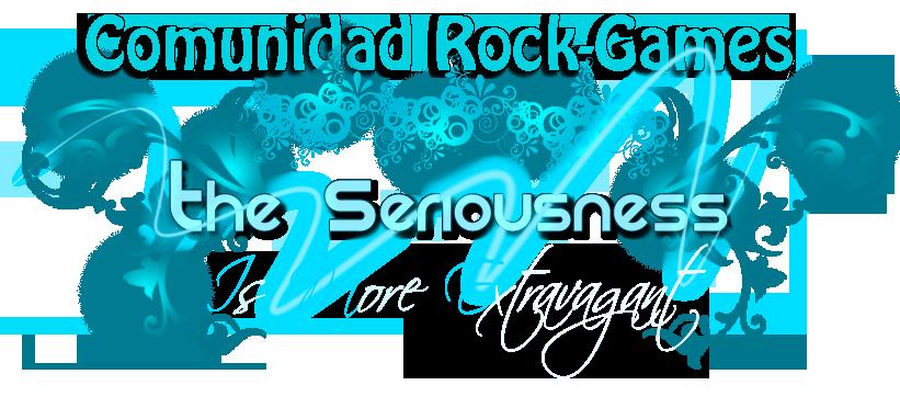 Rock-Games..Comunidad Gamer..