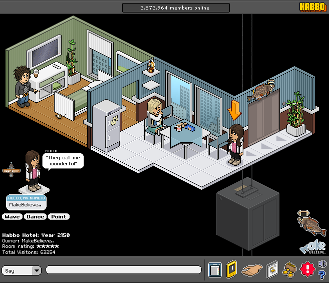 Facepunch Habbo General