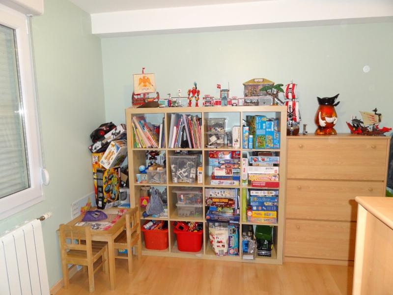 id e couleur salle de jeux et bureau. Black Bedroom Furniture Sets. Home Design Ideas
