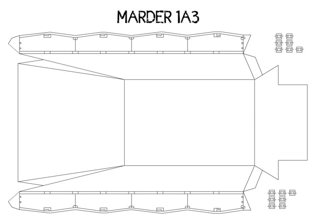 marder 1a3 kartonmodell page 2 revell community. Black Bedroom Furniture Sets. Home Design Ideas