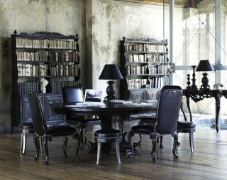 Réaménagement salle à manger/ bureau (même pièce) + relooking