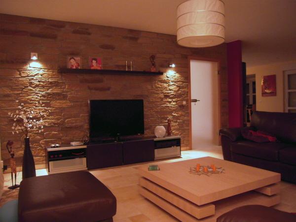 Les salons jeux de lumi re for Lumiere salon decoration