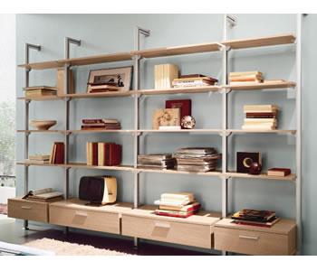 les bureaux rangements. Black Bedroom Furniture Sets. Home Design Ideas