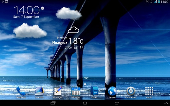Samsung Galaxy TAB2 P5100 - 10.1 inch Tablet PC - 32GB