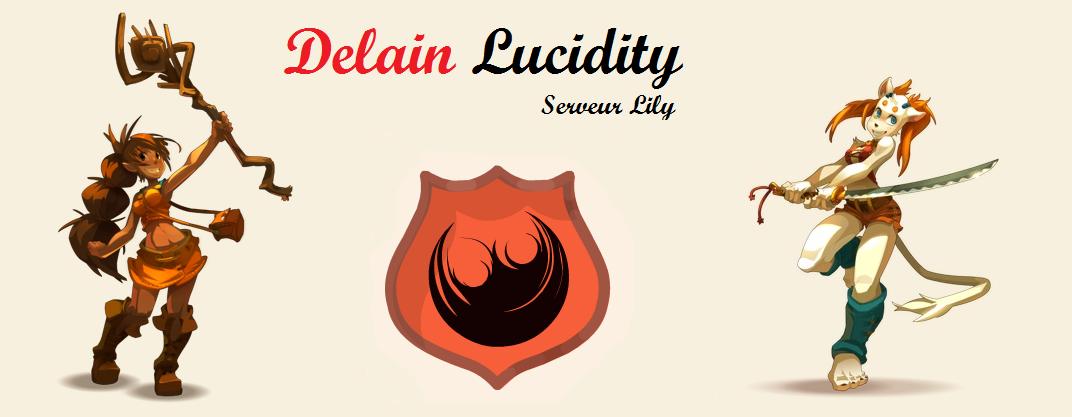 (Dofus) Forum de la guilde Delain Lucidity