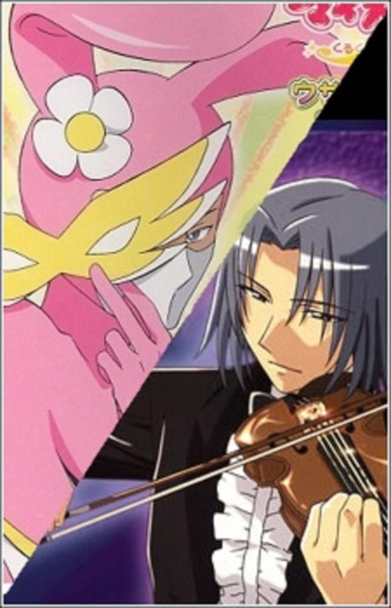 Kuromi as a Human | Kuromi from Onegai My Melody | Kawaii-Hello ...