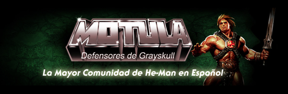 MASTERS OF THE UNIVERSE LATINO