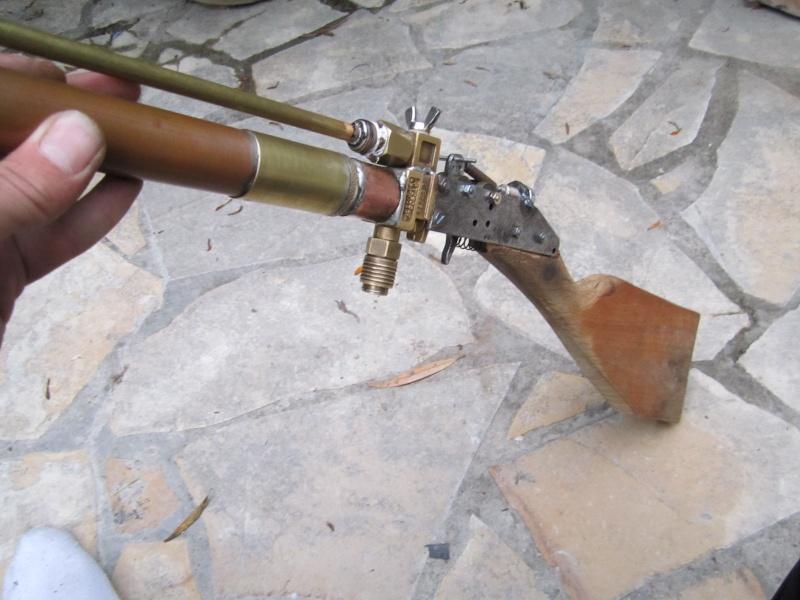 Hammer valve winchester  : Pneumatic Cannon Database