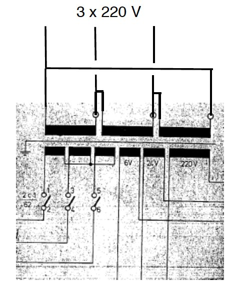 maho 600 transformateur