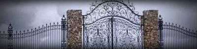 #garita de seguiridad&portón de acceso#