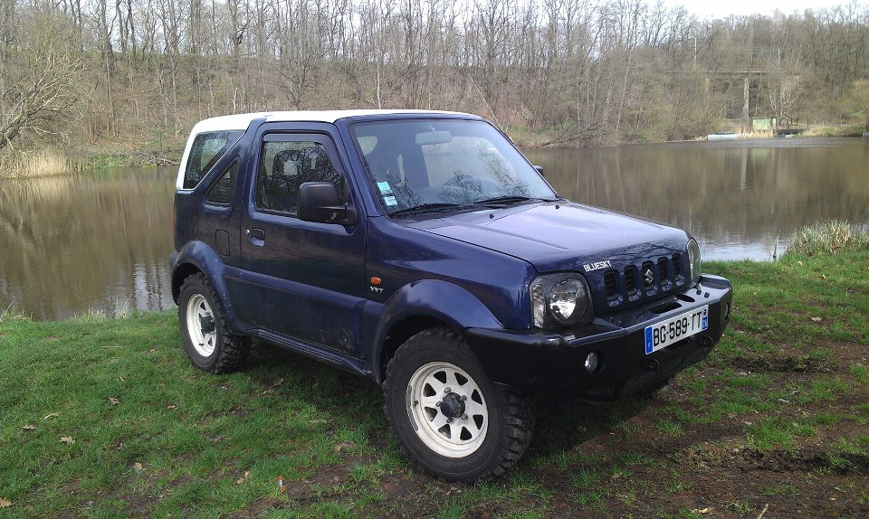 vend jimny 1 3 vvt 85 cabriolet hard top. Black Bedroom Furniture Sets. Home Design Ideas