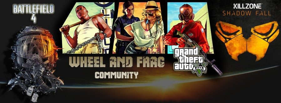 Wheel & Frag Community