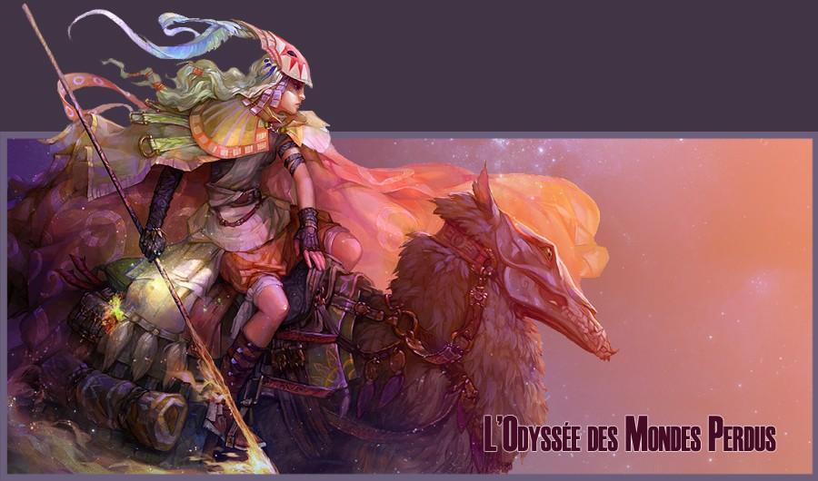 L'Odyssée des Mondes Perdus